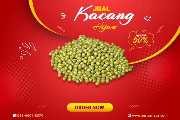 jual kacang hijau murah