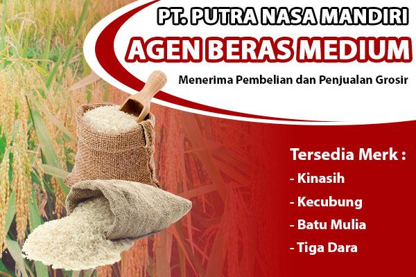 agen beras medium